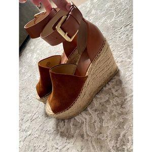 Marc Fisher LTD Adalyn Espadrille Wedge Sandals